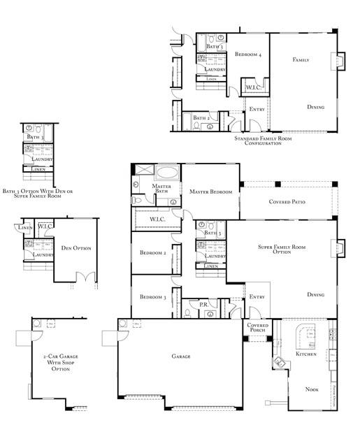 Homesite 6 23 9805 shanelyn way elk grove ca 95757 for Jmc homes floor plans