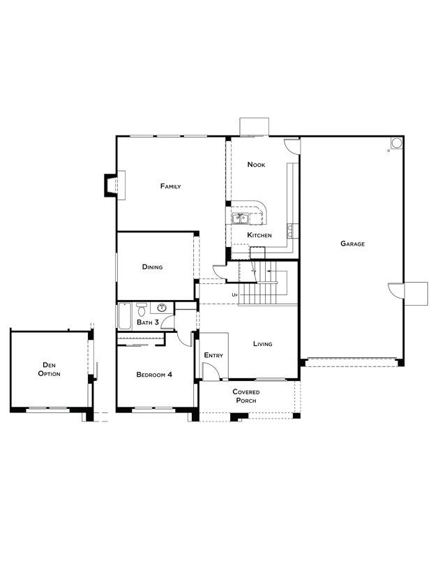 Olympus jmc homes for Jmc homes floor plans