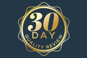 9. 30-Day Quality Review