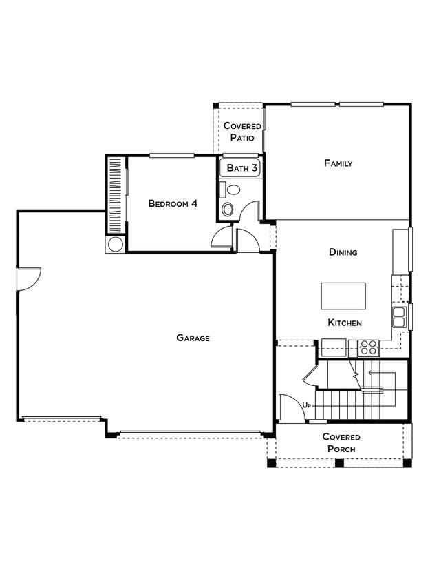 Homesite 64 5621 freestone drive marysville ca 95901 for Jmc homes floor plans