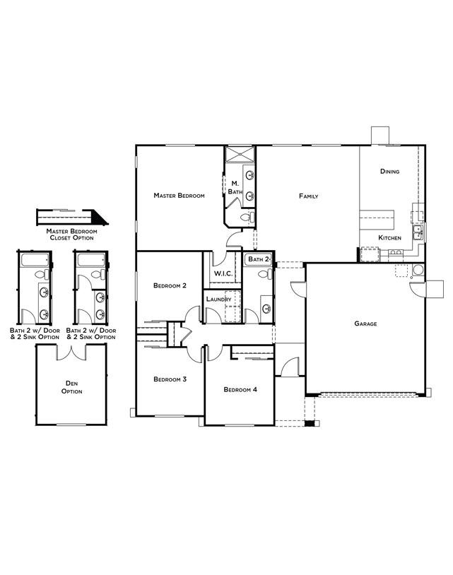 Homesite 50 5620 freestone drive marysville ca 95901 for Jmc homes floor plans