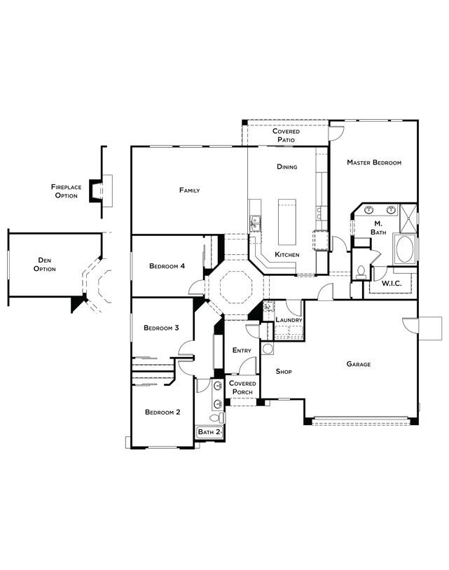 Homesite 48 5608 freestone drive marysville ca 95901 for Jmc homes floor plans