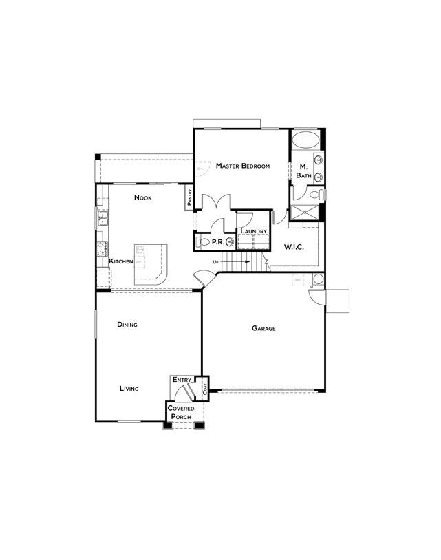 Homesite 17 8379 sienna sand drive sacramento ca 95829 for Jmc homes floor plans