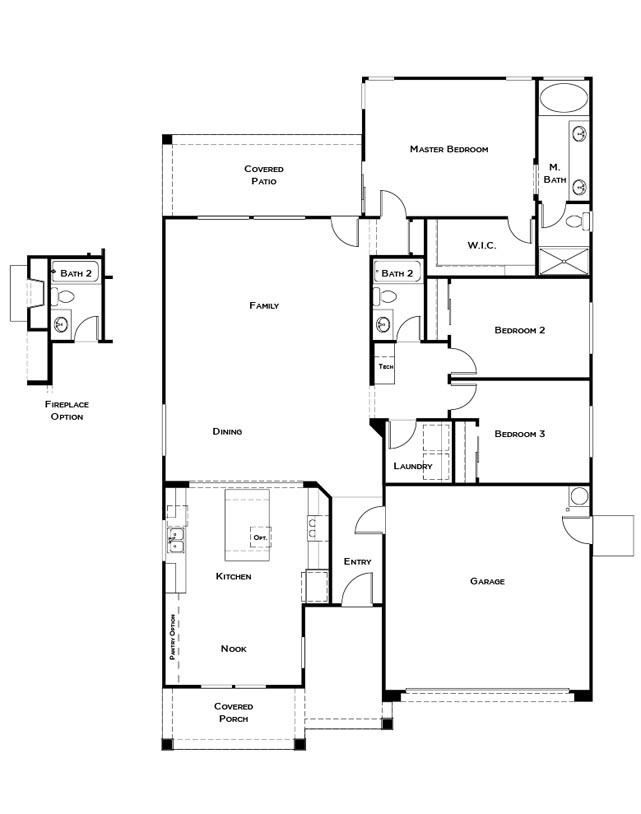 Homesite 1 131 1930 newark way lincoln ca 95648 jmc homes for Jmc homes floor plans