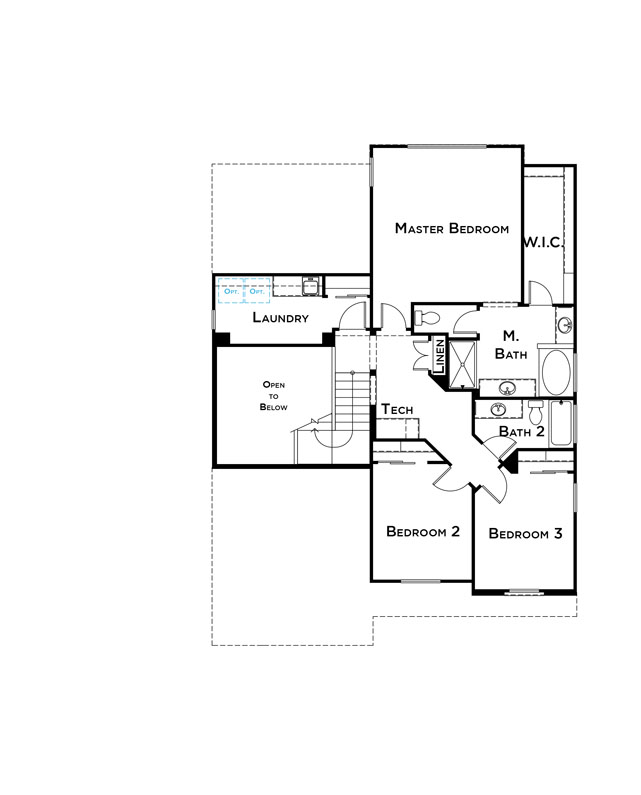Residence 2 jmc homes for Jmc homes floor plans