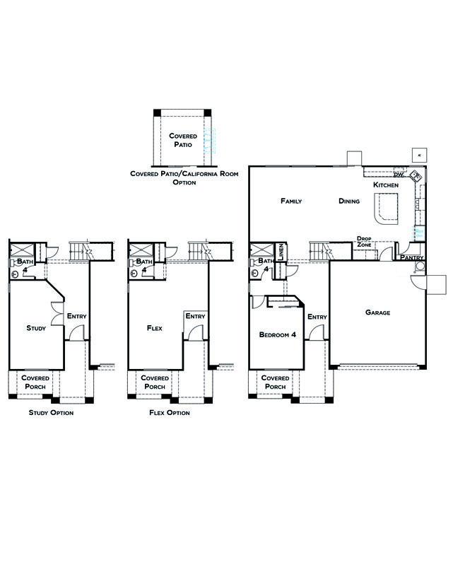 Homesite 56 812 berry creek drive rocklin ca 95765 for Jmc homes floor plans