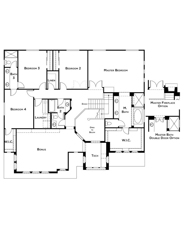 Victoria jmc homes for Jmc homes floor plans