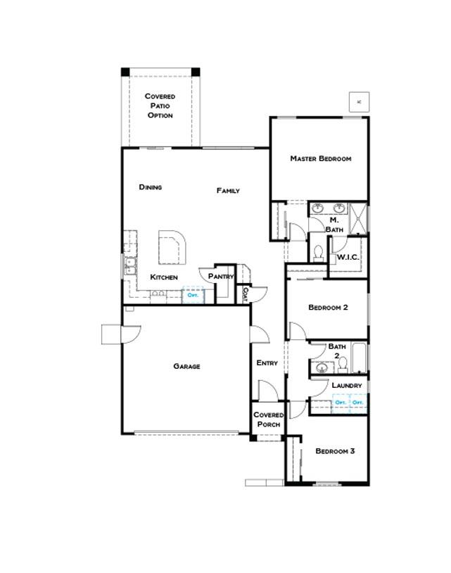 Homesite 10 838 stage stop loop rocklin ca 95765 jmc for Jmc homes floor plans