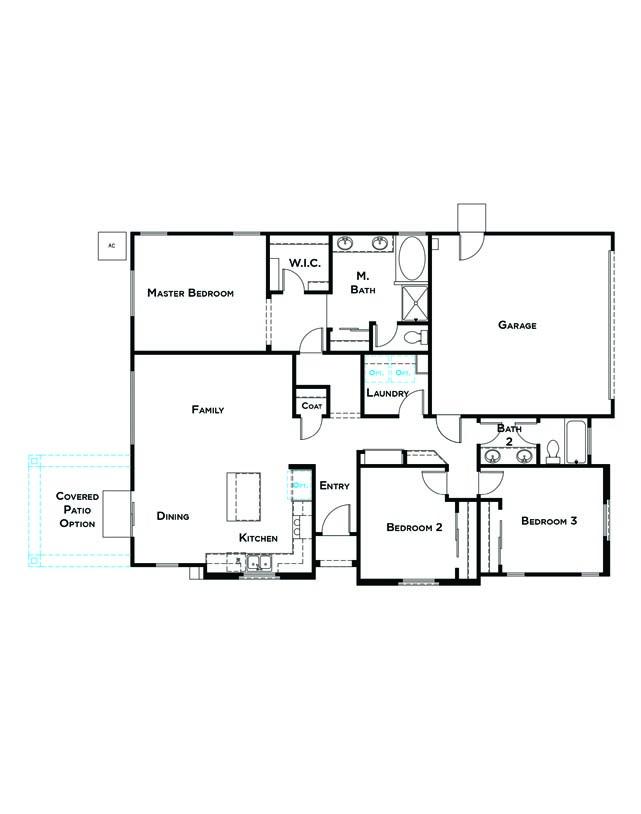 Homesite 48 3125 golden trail street rocklin ca 95765 for Jmc homes floor plans