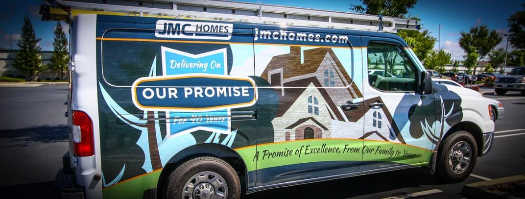 The JMC Homes Promise