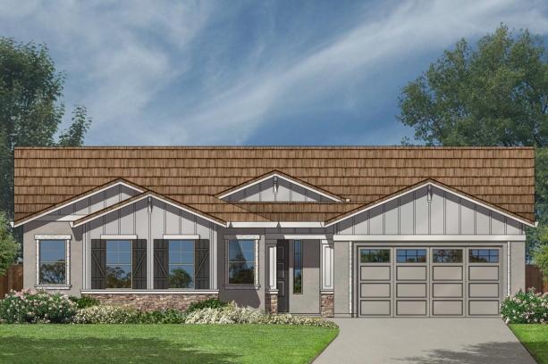 Homesite 56 2048 Hudson Cove Drive Roseville Ca 95747