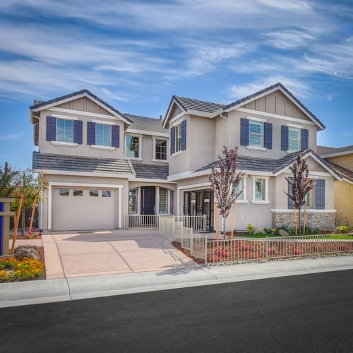 New Homes in Rocklin, CA